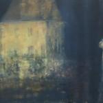 Nocturne, olje, 80cm x 110cm