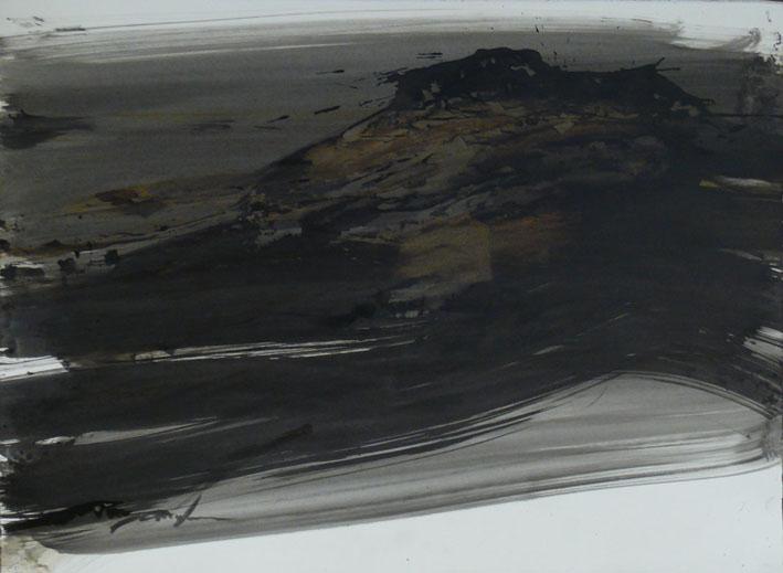 Transformasjon,tusj,57 x 74cm